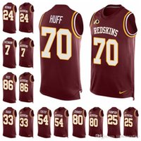 New Arrival. Washington Limited football Jersey Redskins Red Player Name    Number Tank Top 11 Alex Smith 8 Kirk Cousins 72 Eric ... ee9aa38be