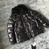 Down brand Womens 2019 Parkas new thick warm and windproof w...