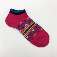 20ss Estate Uomo Donna Colore Rosso Sock breve Cutton Miscela adolescenti comodi Calze Attivo Intimo Calze Mens