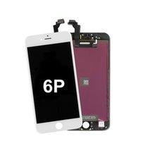 iphone 6 artı LCD Dokunmatik Ekran Sayısallaştırıcı Tam Montaj Siyah LCD Değiştirme Hayır Ölü Piksel İçin OEM LCD Dokunmatik Ekran