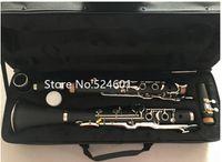 L'alta qualità 17 tasti G tasto Tune Clarinetto bachelite corpo d'argento strumento musicale professionale con il caso