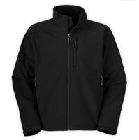 New North Men Soft Shell Fleece Apex Bionic Giacche Outdoor Casual Antivento Faccia sci cappotti Mens giacche Capispalla Cappotti maglione blu 009