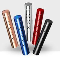Air Outlet Aroma Clip mit 5 Kostenlosen Aroma Sticks Auto Lufterfrischer Car Outlet Parfüm festen Duftstoff-Diffuser Drop X0402