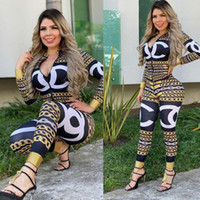 Womens two piece set outfits cardigan pants Tracksuit long s...
