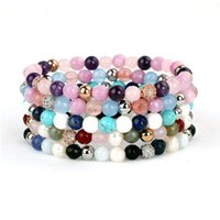 New Fashion Cute Design Elegant Style Lady Jewelry 6mm Natur...