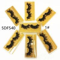 7 أنماط 5d 25 ملليمتر 3d المنك الرموش العين ماكياج المنك الرموش كاذبة الناعمة الطبيعية سميكة الرموش 3d العين الرموش تمديد أدوات الجمال