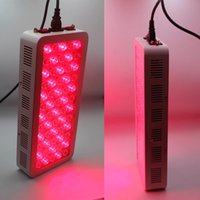 Led plant lamp body 300W red led treatment panel infrared tr...
