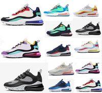 2020 réagissent 27c chaussures de course pour hommes Nouvelle arrivée BAUHAUS HYPER JADE Orange gris OPTICAL mode disigner formateur respirant sport baskets