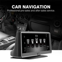 Novel 7.84 pollici Quad Core Car GPS Navigation con schermo capacitivo Bluetooth WIFI Touch Screen per Android 5.0