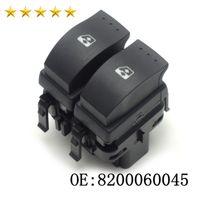 Nouvelle marque 8200060045 avant gauche Master Control Alimentation électrique Fenêtre Commutateur de voiture Lifter 8200060045 pour Renault Clio II 2 Haute Qualité