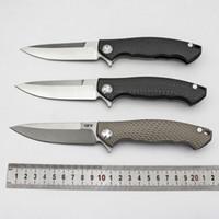 A داي مخصص سكين صفر التسامح ZT0454 ديمتري المغسلة CPM-S35VN بليد 3d التيتانيوم مقبض الطي سكين التكتيكية أدوات edc مجانية