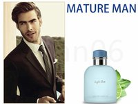 Men' s Perfume Light Blue Fragrance Long- lasting Eau De ...