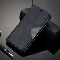 Magnetic Flip wallet case for samsung galaxy note 10 9 8 s10...