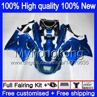 Corpo per Kawasaki ZZR 1100 cc ZX11R 1990 1991 1992 205MY.62 ZX 11R ZZR1100 ZX11 R ZZR1100 ZX11 R ZX11R 90 91 92 Blue flames Carena
