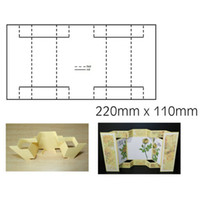 Scrapbooking Dies Fold Cover Frame Metal Cutting Dies Craft ...