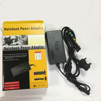 Universal 96W 4.0A DC PC portable Chargeur adaptateur d'alimentation 12V / 16V / 20V / 24V avec UK US EU AU plug gros 50pcs