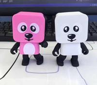 DHL 2018 Mini-Bluetooth-Lautsprecher Smart-Tanzen-Hund Spielzeug Lautsprecher Neue multi beweglicher Bluetooth Lautsprecher Lautsprecher kreative Geschenk-Spielzeug 3030