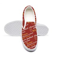 Usc trojans football basketball logoMen casual, zapatos deportivos antideslizantes cool cute hermosos zapatos clásicos