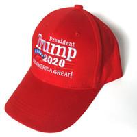 핫 도널드 트럼프 2020 캠페인 야구 모자 만들기 미국의 위대한 다시 모자 자수는 미국의 위대한 모자 공화당 대통령 트럼프 캡을 유지