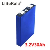 LIFEPO4 3.2V 30AH 5C Batterie 3.2V Lithium Bateria für DIY 12V LIFEPO4 E-Bike E Roller Rollstuhl AGV Car Golf Carts