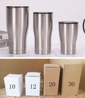 36oz Wasserflasche 30z 20 Unzen Tumbler 14z 12z 10z Keep Kaltwein Tumbler Isolierter Kaffeetasse 108 Farben Avialble