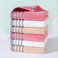 Towel wholesale cotton thick soft absorbent household wipes ...