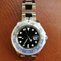 Newly Listed V3 Version Batman GMT Deluxe Watch 40MM Ceramic...
