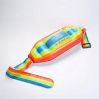 أربعة أجيال السباحة السباحة نفخ تعويم العوامة سماكة العائمة الانجراف حزام الكبار يعود التعلم المعدات السباحة
