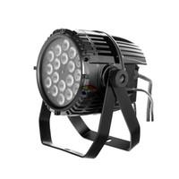 envío de la alta calidad LED de luz de escenario de 18 x 15W IP65 RGBWA 5in1 al aire libre luces de arriba Par LED