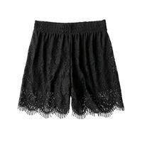 Femmes d'été Designer Lace Leggings en vrac solide Couleur Heigh Attendre Underwaer Robes évider Mode __gVirt_NP_NN_NNPS<__ vêtements décontractés