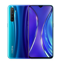 Telefono 64.0MP Fingerprint ID NFC mobile originale del telefono cellulare Realme X2 4G LTE 8GB di RAM 128 GB ROM Snapdragon 730g Octa core 6,4 pollici Full Screen