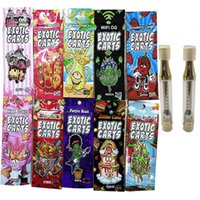 Exotic Carts Vape Cartridge Packaging 510 Ceramic Cartridge ...