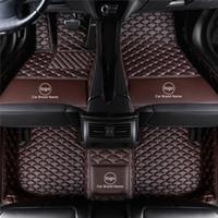 Zhihui Custom Car Fußmatten für Infiniti FX35 FX37 QX80 EX FX JX G M QX50 QX56 QX80 QX70 QX60 QX30 Q70L Q50 Q60 ESQ
