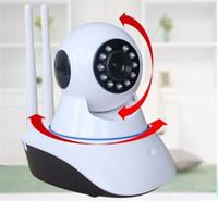 Drahtlose Mini-IP-Kamera-Überwachungskamera Wifi 720P / 1080P Nachtsicht-Überwachungskamera-Baby-Monitor