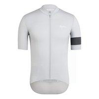 2019 nuevos hombres equipo mangas cortas ciclismo jersey rapha camisa bicicleta bicicleta ropa ciclismo alto estiramiento ropa k072705