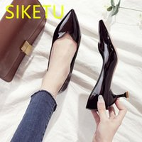 SIKETU Free shipping spring and autumn Fashion high heels Se...