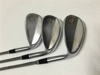 Brand New CG17 Wedge CG17 Golf Wedges Clubes de golfe 52/56/60 graus Eixo de aço com tampa principal