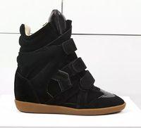 Im forme de mode patchwork automne hiver chaussures décontractées plateaux plates mujer hauteur hauteur hauteur croissante baskets cachette cachette chevrette bottines femmes