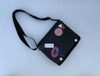 2020 Klasik Moda Erkekler Deri Messenger Çanta Çapraz Vücut Çanta Okul Bookbag Omuz Çantası Evrak Çantası 28 cm Tablet Çanta