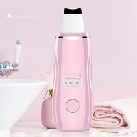 خبير بشاشة Lcd Blackheads Remover Deep Cleans Face Ulsonic Skin Scrber Machine