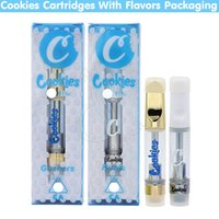 Cookies 0. 8ml 1. 0ml Carts Cartridge Thick Oil Ceramic Coils ...