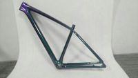 2019 Ultralight EPIC varil mil karbon fiber dağ bisikleti çerçeve dağ bisikleti çerçeve bisiklet çerçeve rekabetçi yarış 29ER degrade