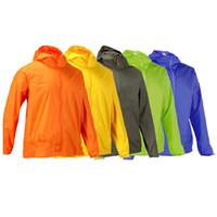 Männer Marke Quick Dry Skin Coat Sonnencreme wasserdicht UV Frauen dünne Armee Outwear Ultra-Light Windbreake Jacke Größe XS-3XL