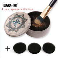 Makeup Brush Cleaner Sponge Remover Color Off Make up Brushe...