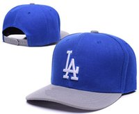 New Arrival top Sale LA Baseball adjustable Hats Mens, Sport ...