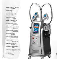 지방 RF 아름다움 기계 초음파 멋진의 한 Cryolipolysis 기계 진공 슬리밍 리포 레이저를 동결 한 지방 동결 4 냉동 핸들 지방에서 7 감소
