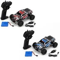 21,5 см / 9-дюймовый альпинизм высокая скорость внедорожника RC автомобиль 2.4G дрейфовая баггия ударное устойчивость к экзотическому моделированию детей игрушка LA318