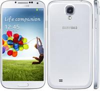 Оригинальный Samsung Galaxy S4 i9500 i9505 Мобильный телефон 3G Четырехъядерный 13 Мпикс камера Quad Core NFC Восстановленное сотовый телефон