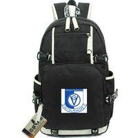 VGA backpack VSG Altglienicke club day pack 1883 كرة القدم حقيبة مدرسية كرة القدم packsack حقيبة الكمبيوتر الرياضة المدرسية في الهواء الطلق daypack