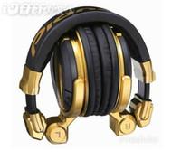 All'ingrosso edizione limitata oro argento DJ1000 HIFI cuffia Marshall Maggiore DJ monitor cuffia auricolari di alta qualità